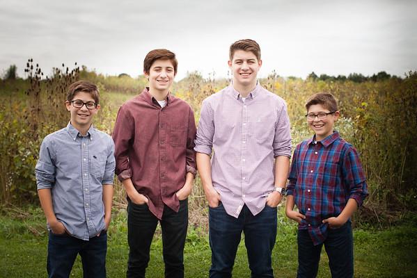 Parnell family 2015