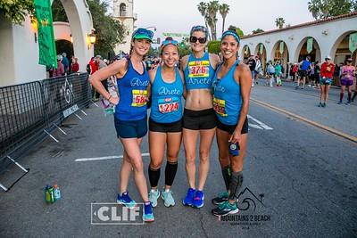 M2B 2018 Full Marathon - The Start & Mile 6
