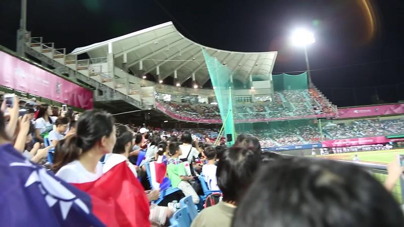 20170822 世大運棒球 台捷