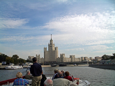 Moscow By Boat
