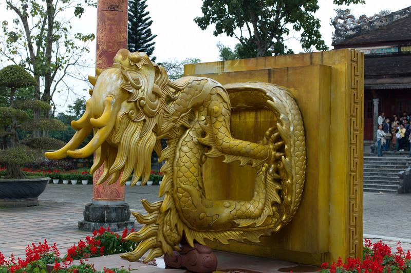 Hue Citadel / Imperial City, Hue, Vietnam.
