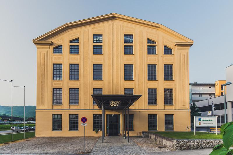 Amtsgebäude des Magistrats Steyr