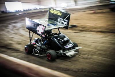 Outlaw Kart Racing
