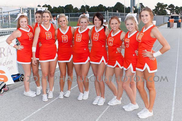Boone @ Wekiva Varsity Football - 2011