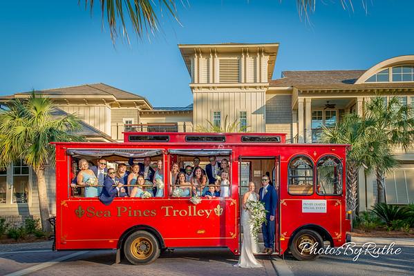 Sea Pines Wedding