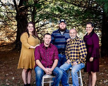 Dunn Family- Nov 2019