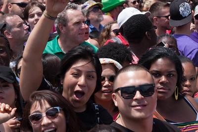 Chicago Gay Pride Parade 2013