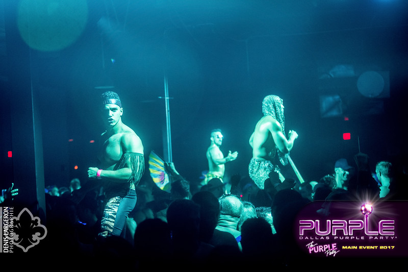 THE PURPLE PARTY   Main Event 2017