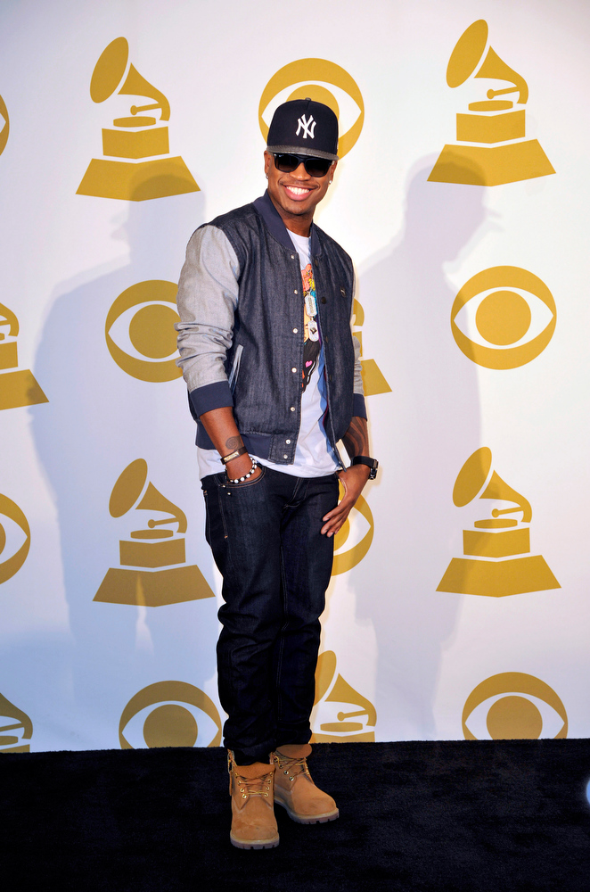 Description of . Ne-Yo poses for a photo backstage at the Grammy Nominations Concert Live! at Bridgestone Arena on Wednesday, Dec. 5, 2012, in Nashville, Tenn. (Photo by Donn Jones/Invision/AP)