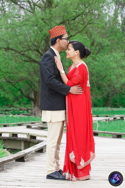 Tara Krishna Pre Wedding Photo Shoot - Wildwood Park