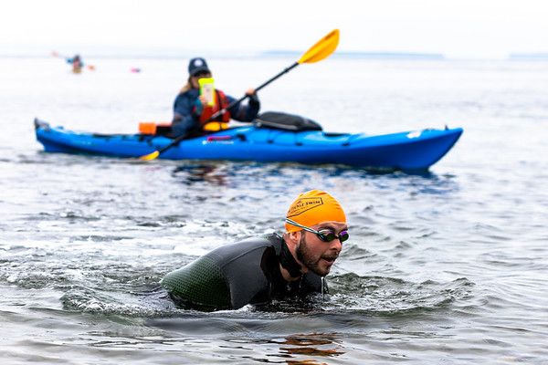 Tickle Swim 2019 - Bell Island Landfall