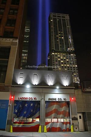 """""""The Ten House"""" New York City September 11th. 2016"""