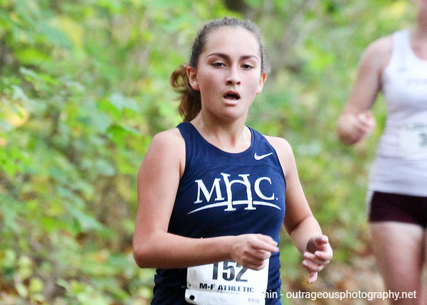 NEWMAC XC Championships at Smith 2016