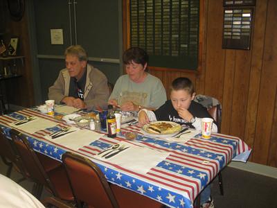 VFW Steak Night - Oct 23