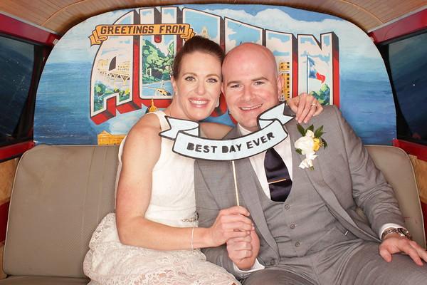 Kenny & Melissa's Wedding