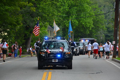 Chelmsford Parade July 4 2015
