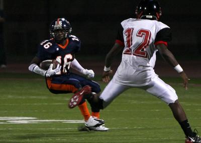 2009 ERHS vs LA Westchester