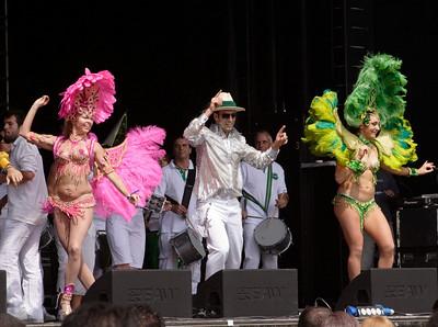 Carnaval del Pueblo London 2009