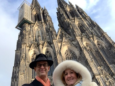 Cologne, Germany - Cologne Cathedral and Kolsch beer, Day 3