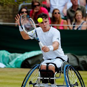 Wimbledon wheelchair 2015