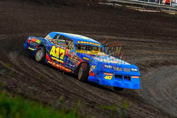 8-18-2017 USRA STOCK CARS  US36 RACEWAY
