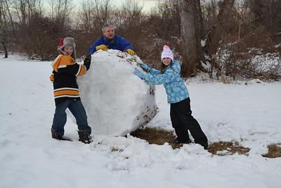 2014 January Snow