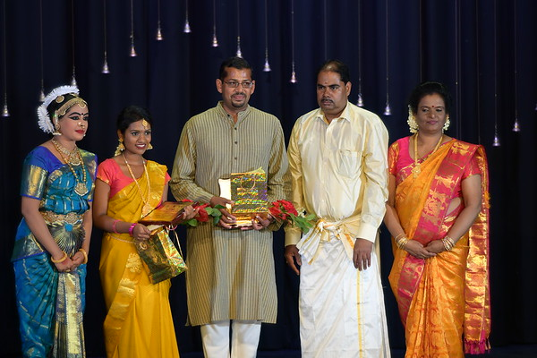 Bharathanatyam of Lucksijah