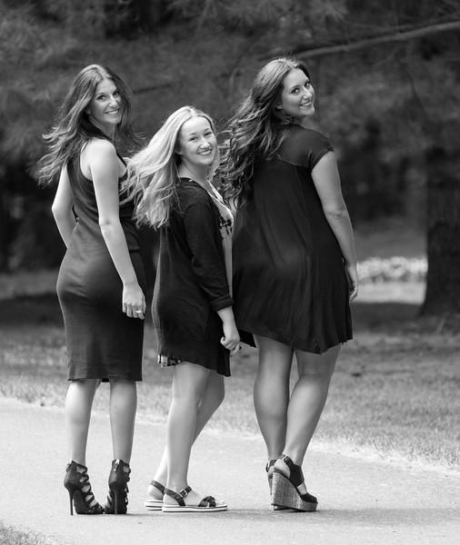 THE GILLESPIE GIRLS
