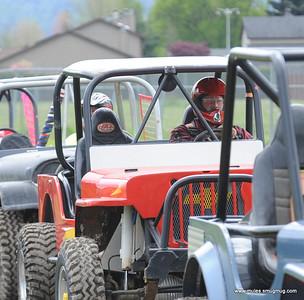 Kelso Longview Barrel Event 2012
