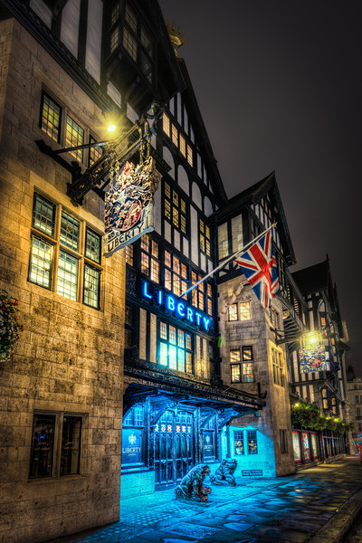 Liberty in London