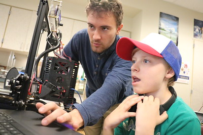 Summer Camps 3D Printing 6-19-19