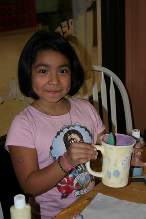 2011 Pottery Painting Day