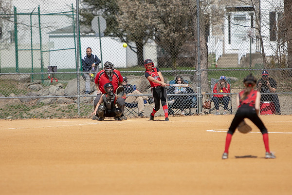 12U Diamonds vs Devils Black (4.10.21)