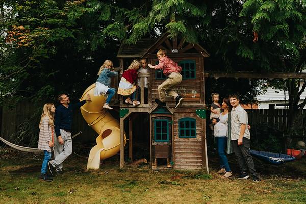 Carver Family at Home Mini