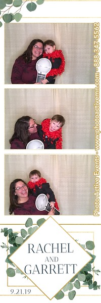 2019-09-21 Northland Country Club Wedding Photo Booth