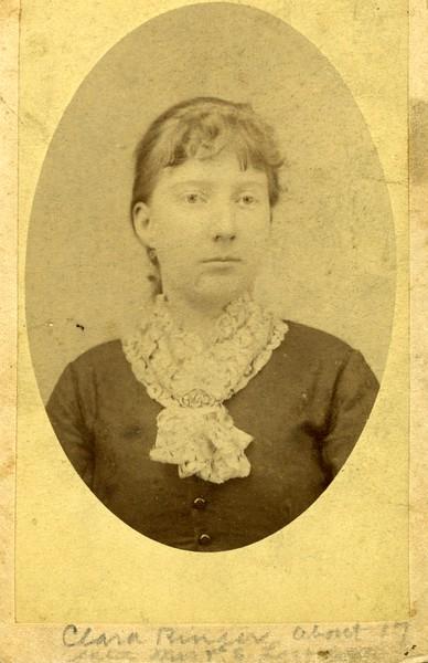 Clara Ringer-Lowden Age 17