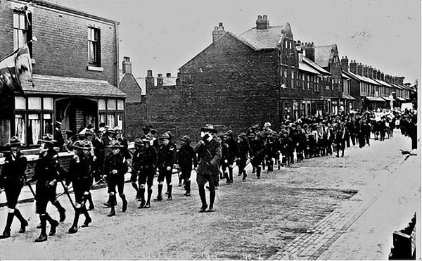 1911 Coronation Parade