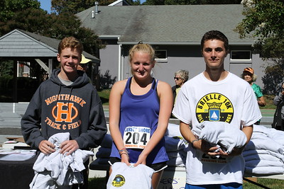 2019 BRIELLE DAY RACE-AWARDS AND VOLUNTEERS