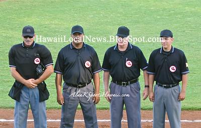 "04-28-12 MOHS Varsity Boys Baseball ""vs"" Kailua for the Red OIA Title (1-3)"