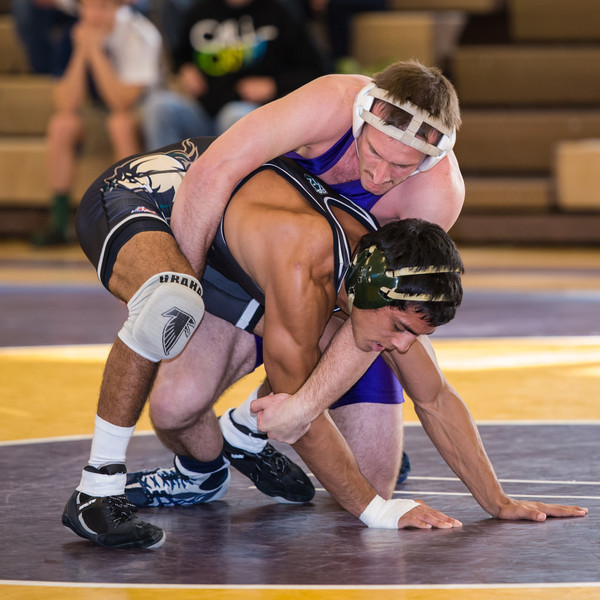 Nov 24, 2013 San Francisco State University Gators hosted the Cal Poly Mustangs in a non-conference match where Cal Poly pulled out a hard fought tie-breaker decision over the host Gators 16-15: 149lbs - Blake Kastl (CP) won by 3-1 dec. (OT) over Conrad Snell (SF State)