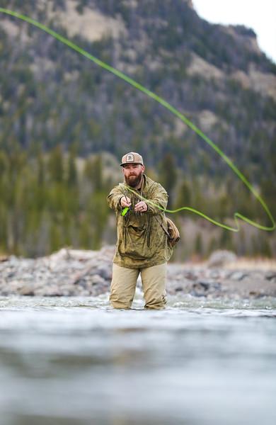 Fly Fishing @ Wiggins Fork