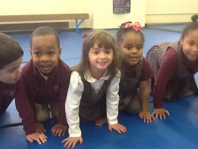 Preschool PE