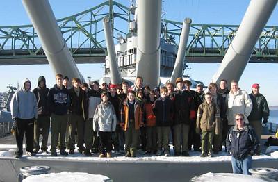 Battleship February 2008