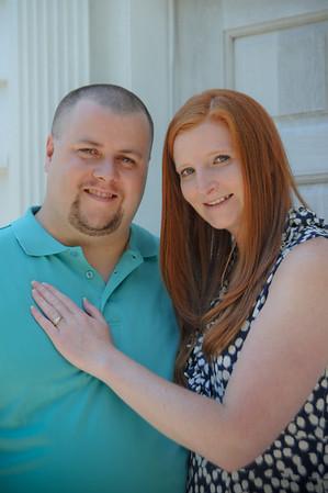 Becka & Jim are engaged!