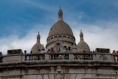 08_Paris - Sacre Coeur Basilica