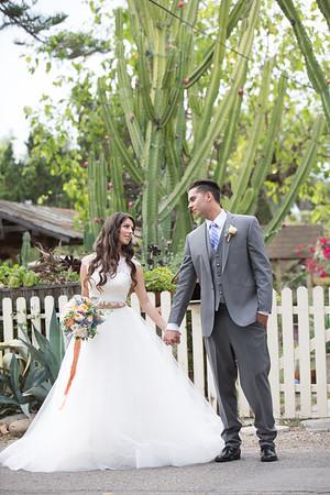 2015_10_28 Blush Bridal Shoot at San Juan Mission