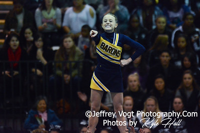11-15-2014 BCC HS Varsity Cheerleading at Blair HS MCPS Championship, Photos by Jeffrey Vogt Photography with Kyle Hall