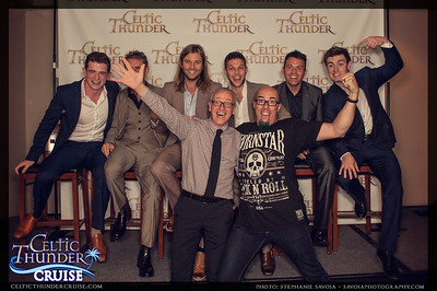 Celtic Thunder Pre-Cruise Party November 7, 2014 Miami, FL