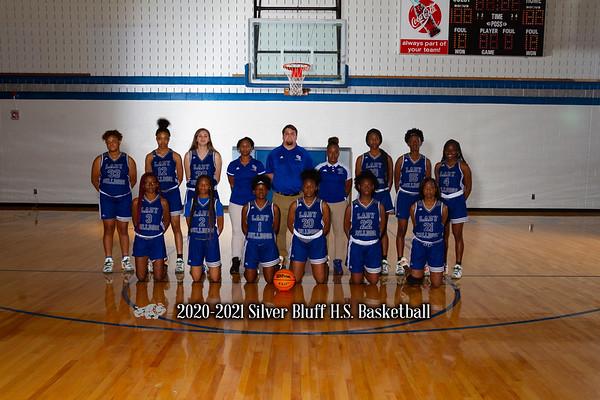 2020-2021Girls Varsity Basketball