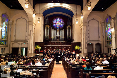 Georgia Tech Chorale and Women's Chorus Concert